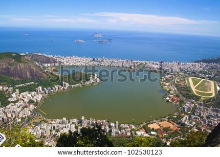 Rio de Janeiro Brazil - stock photo