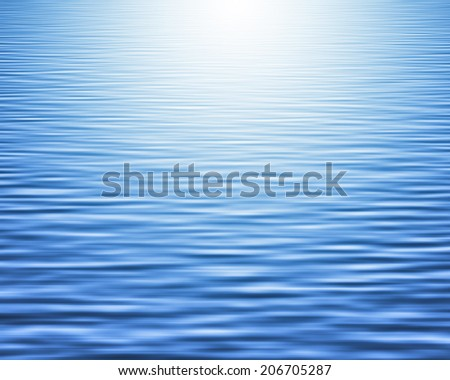 Ripples - stock photo