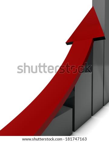 Rise - stock photo