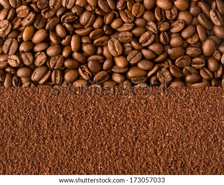 ground coffee stock photo - photo #29