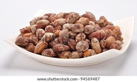 Roasted Peanuts im-2 - stock photo