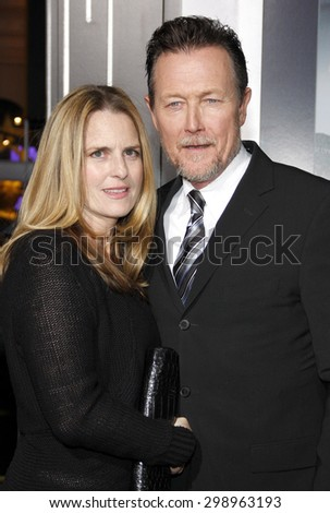 Robert Patrick at the Los Angeles premiere of 'Gangster Squad' held at the Grauman's Chinese Theatre in Hollywood on January 7, 2013.   - stock photo