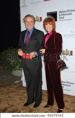 Robert wagner amp jill st john at the second annual quot a fine romance