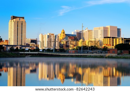 Rochester Minnesota - stock photo