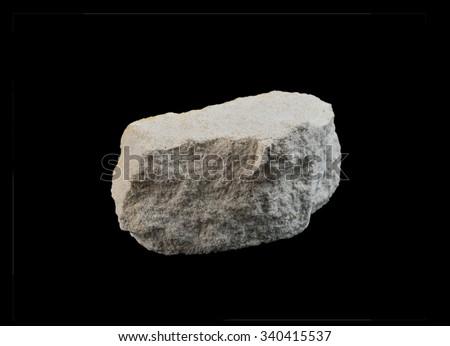 rock formation Sandstone - stock photo