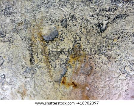 Rock surface texture - stock photo
