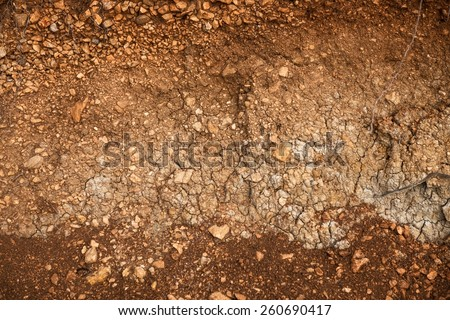 Rocks and Stones as a Background texture - stock photo