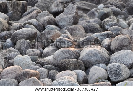 Rocks backgrounds - stock photo