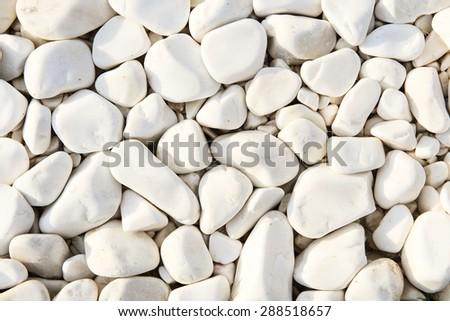 rocky, stony texture - stock photo