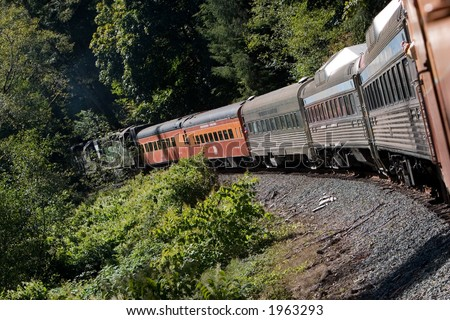 Rolling On - stock photo