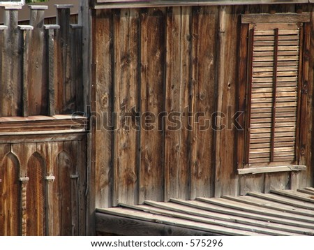 Roof Perspective - stock photo