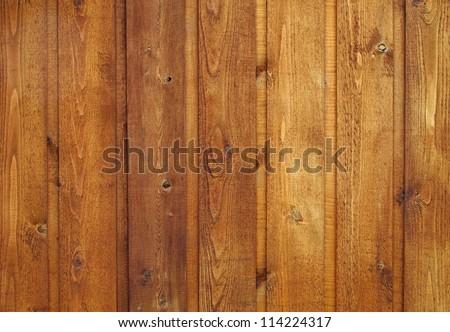 Rough Cedar Siding Background - stock photo