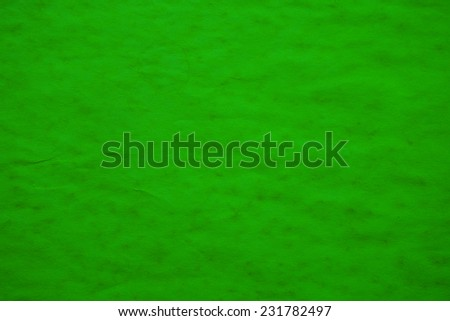 rough green paper background - stock photo