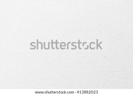 Rough muslin woven texture pattern background light white bright earth color tone: Eco friendly raw organic flax sack cloth fabric textile backdrop: Bag rope thread detail textured burlap canvas  - stock photo