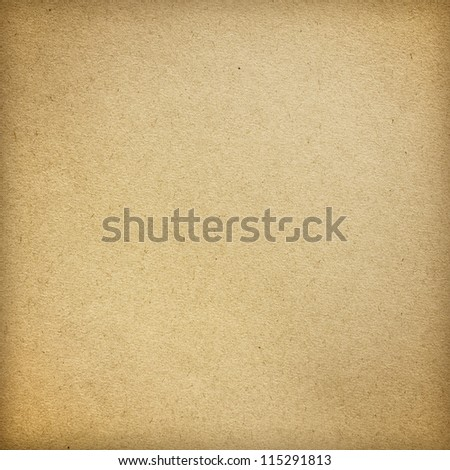 Rough paper texture - stock photo