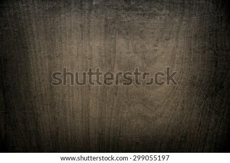 rough wood board - stock photo