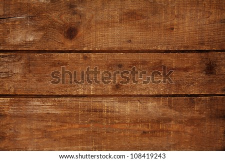 rough wooden texture - stock photo