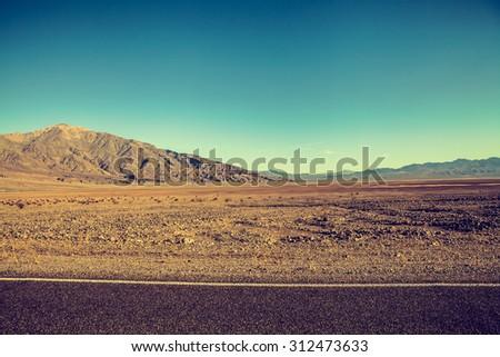 Route 66 - stock photo