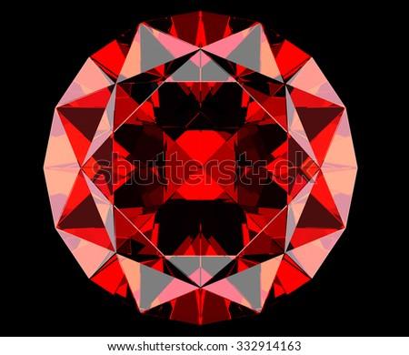 ruby - stock photo