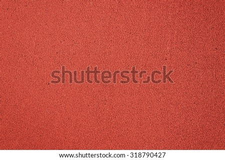 Running track sports texture. - stock photo