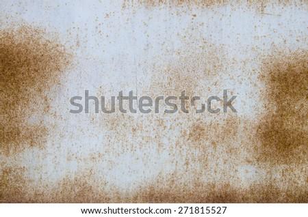 Rust metal texture background - stock photo