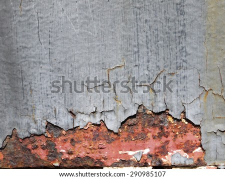 rust textures - stock photo