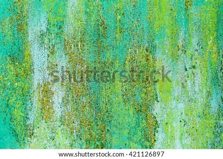 Rusty metal texture background - stock photo