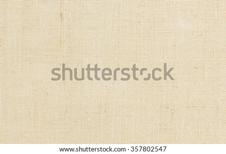 Sackcloth textured for background. - stock photo