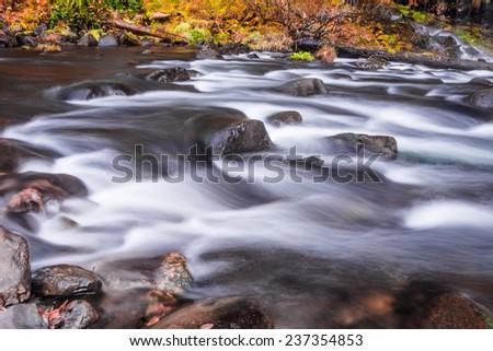 Sacramento River, California - stock photo