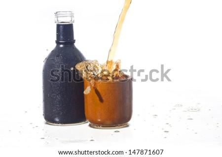 Sake - stock photo