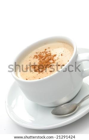 saleb with cinnamon - stock photo