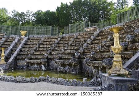 Salle de Bal - Versailles, France - stock photo