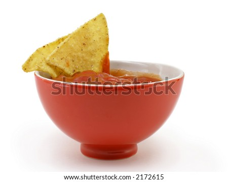 Salsa - stock photo