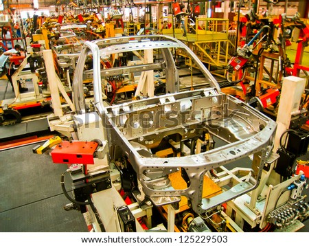Who Created Car Assembly Line