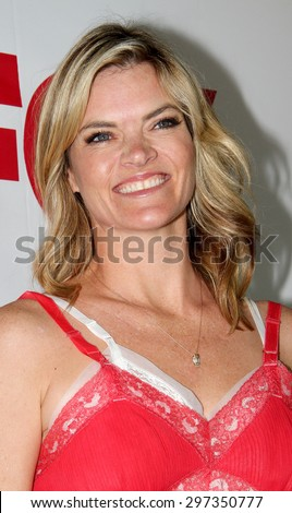 SAN DIEGO, CA - JULY 10: Missi Pyle arrives at the 20th Century Fox/FX Comic Con party at the Andez hotel on July 10, 2015 in San Diego, CA. - stock photo