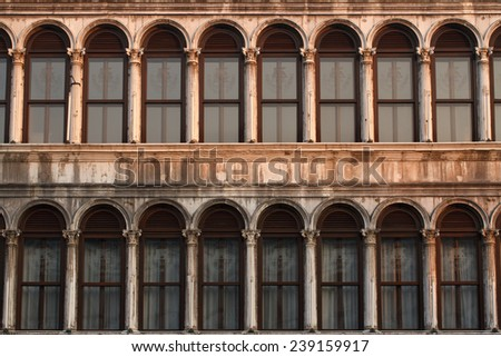 San Marco, Venice. Italy - stock photo