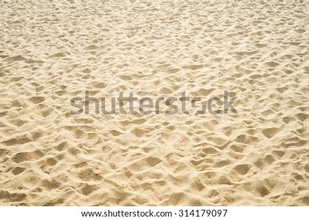 sand as background or textures - stock photo