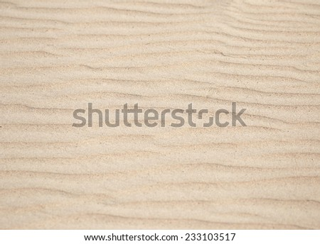 sand in nature as background - stock photo