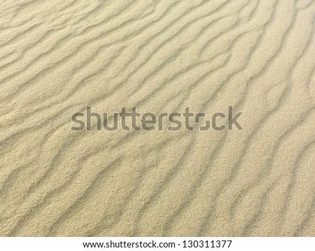 sand texture on sandy coral beach - stock photo