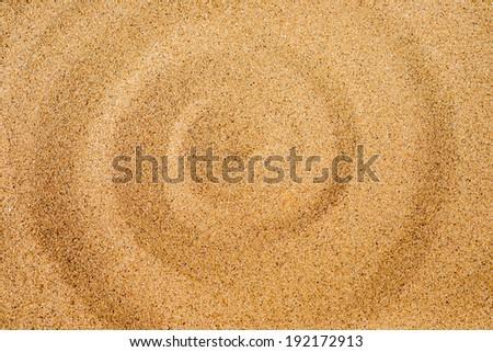 sand texture, seamless. - stock photo