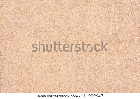 Sand wall background - stock photo