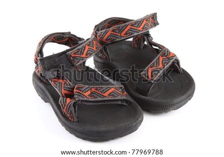 Sandals - stock photo
