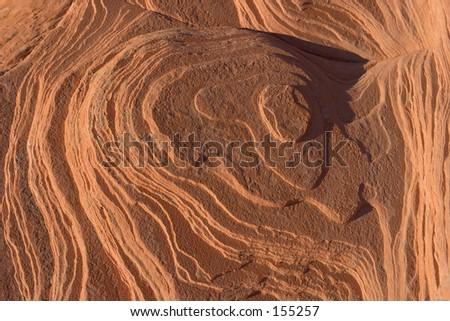 Sandstone Pattern - stock photo