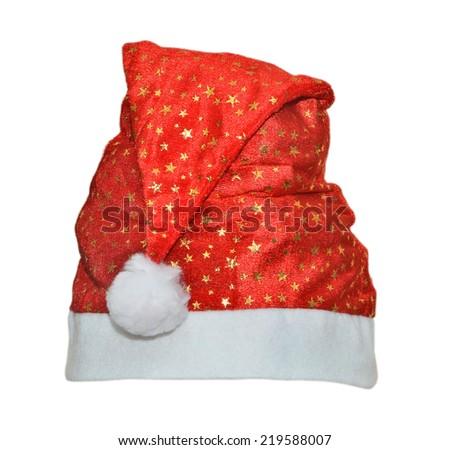 Santa Hat  - stock photo