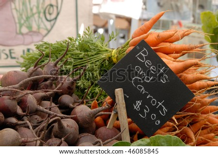 Saturday Market in Boise, Idaho - stock photo