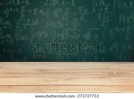 School, background, classroom. - stock photo