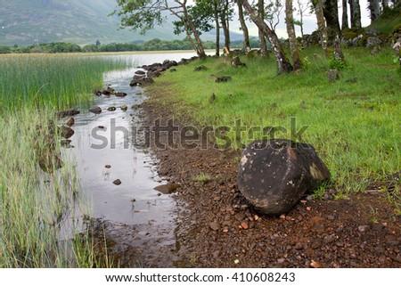 Scotland, Loch Awe - stock photo