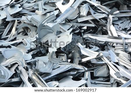 Scrap  - stock photo