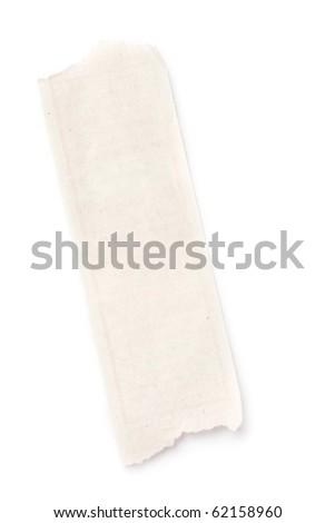 Scrap isolated on white background - stock photo