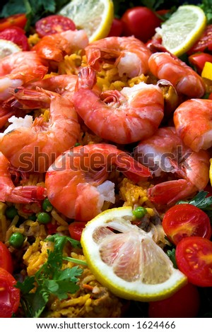 Sea food - stock photo